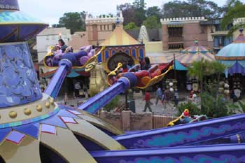 Les Tapis Volants - Flyings Carpets over Agrabah au Walt Disney Studio Aladdi11