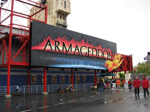 Armageddon : les Effets Spéciaux au Walt Disney Studios Paris Armage10