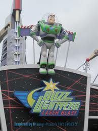 Buzz Lightyear's Laser Blast à Disneyland Paris Buzz_l10