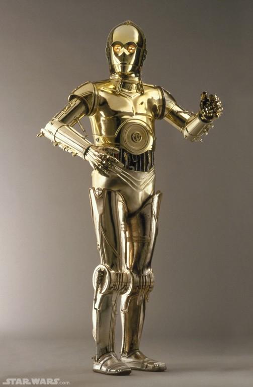 C-3PO C-3po10