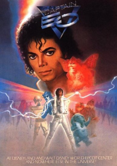 Captain EO à Disneyland Paris Captai10