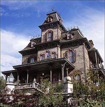 Phantom Manor à Disneyland Paris Haunte10