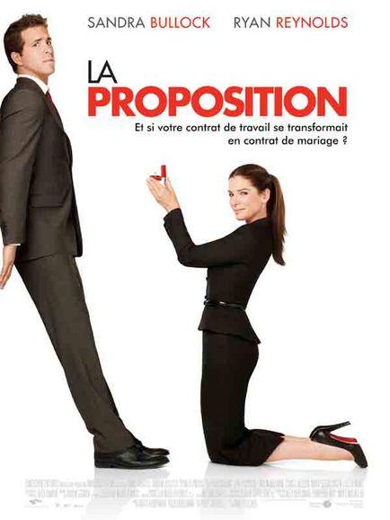La proposition (2009) Comédie Laprop10