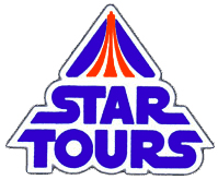 Star Tours à Disneyland Paris Logo_d10