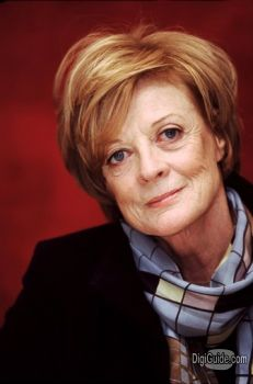 Maggie Smith (Minerva McGonagall) Maggie10