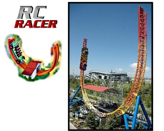 RC Racer - Toy Story Playland au Walt Disney Studios® Park / Toon Studio Rc_rac10