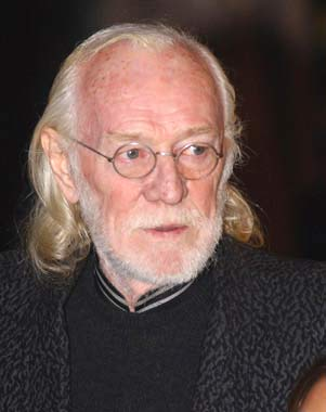 Richard Harris (Albus Dumbledore pour le 1er et 2ème film) Richar10