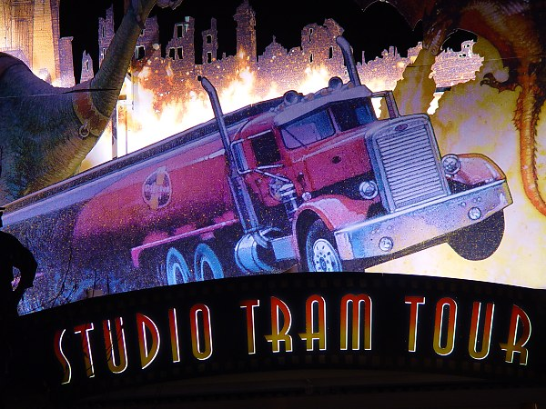 Studio Tram Tour®: Behind the Magic au Walt Disney Studios Paris Tramto10