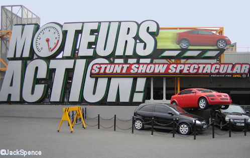 Moteurs... Action! Stunt Show Spectacular® au Walt Disney Studios Paris Wds_mo10