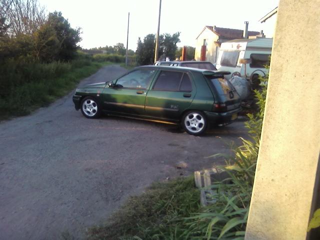 La crue de la Loire 2/11/08 m'a volé ma clio... Photo114