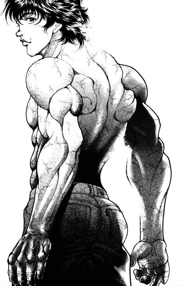 [Manga] Baki 43229110