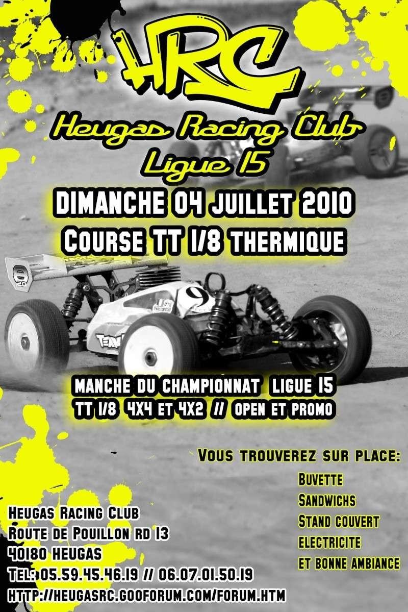 HEUGAS: Course 1/8 TT 4X2 4X4 O/P/D HRC le 04 juillet 2010 Affich10