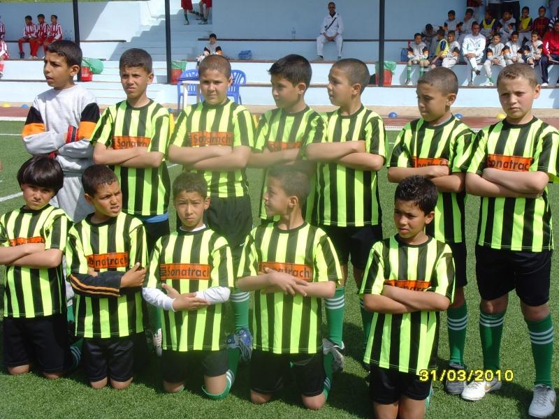 برعم من عين مليلة يشارك في دورة دولية في كرة القدم Ecole_10