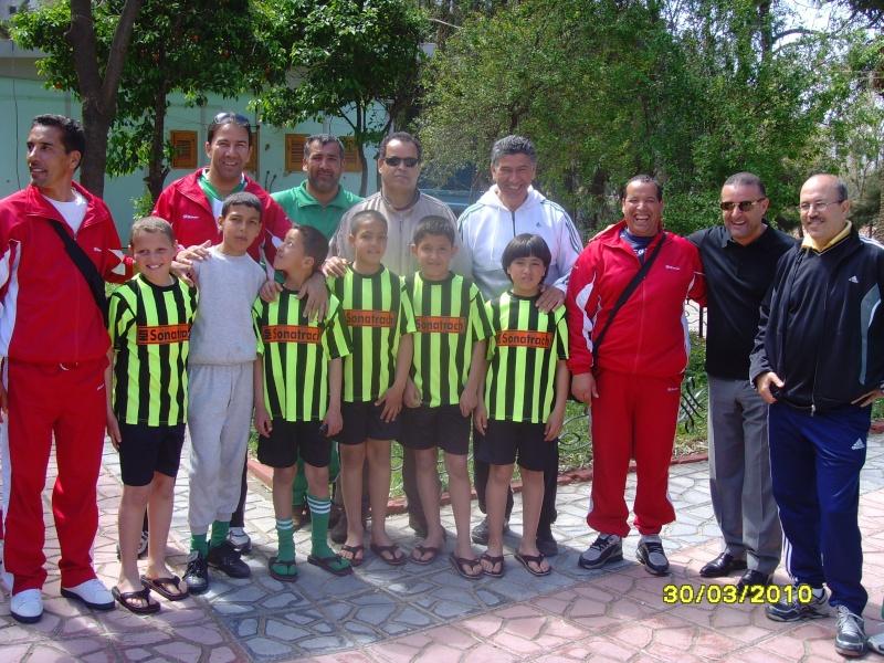 برعم من عين مليلة يشارك في دورة دولية في كرة القدم Ecole_11