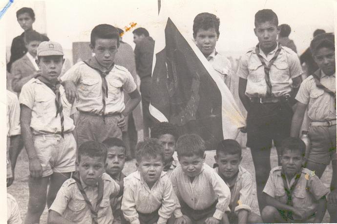 Les scouts M'lilis Scouts12