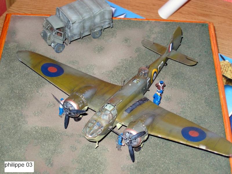 [Airfix] Bristol Blenheim Mk1 - England for ever Bristo10