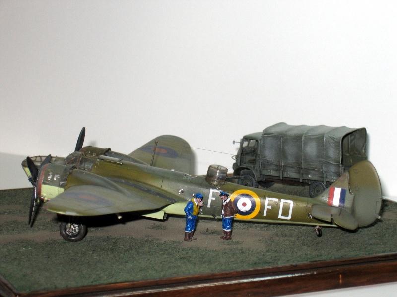 [Airfix] Bristol Blenheim Mk1 - England for ever Bristo11