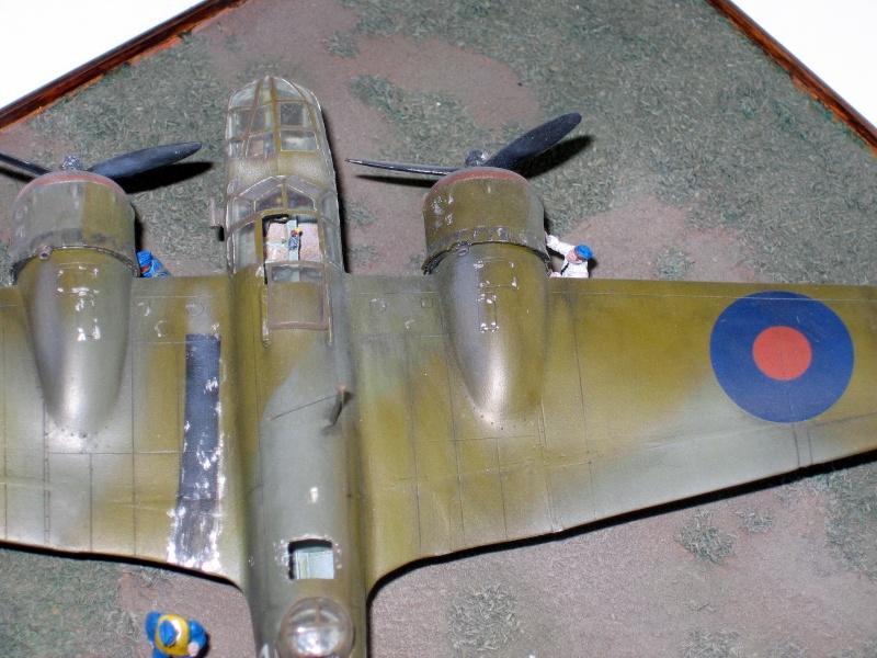 [Airfix] Bristol Blenheim Mk1 - England for ever Bristo12