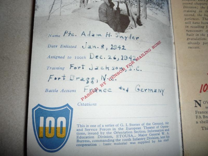 "100th Infantry Division ""Century"" P1020222"