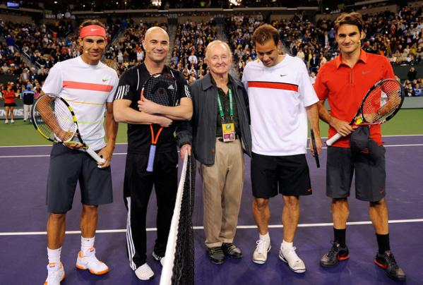 AO 2010 - Tennis For Haiti 12174110
