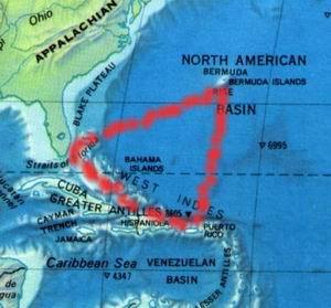 El Triángulo de las Bermudas Triang10