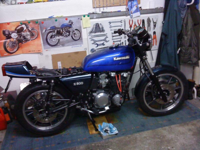 Mon projet d'hiver Z 500 Kawa Dsc00414
