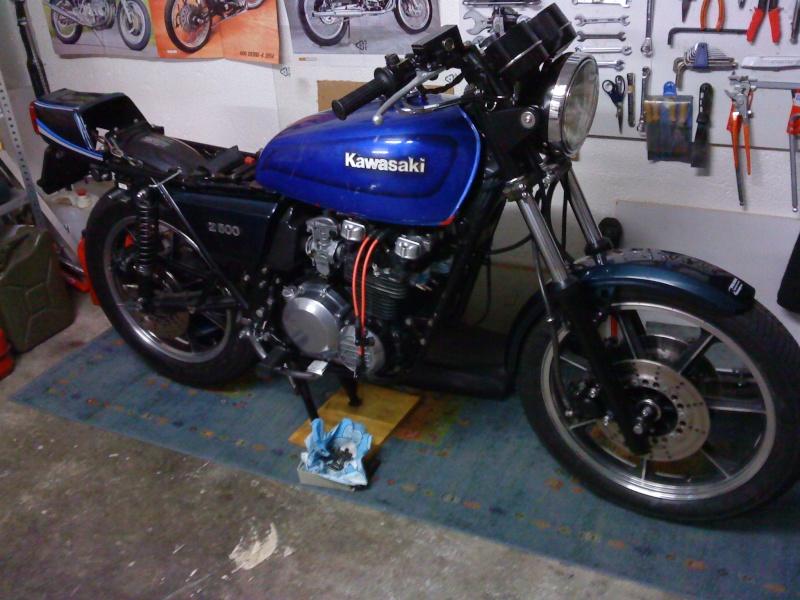 Mon projet d'hiver Z 500 Kawa Dsc00417