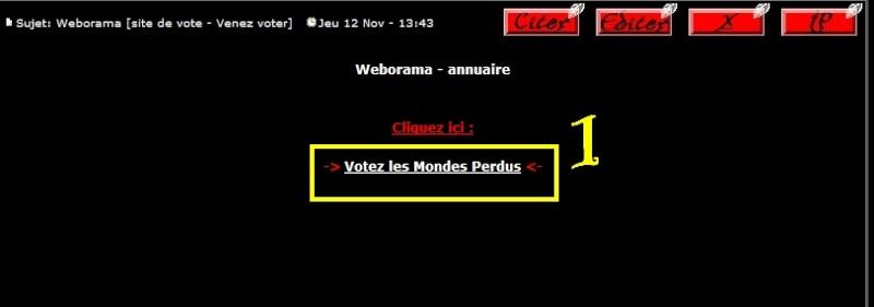 Weborama [site de vote - Venez voter] Web1_b10