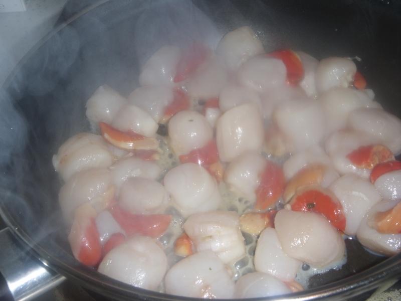 Briwattes ou Briouates marocaines au saumon Pastil12
