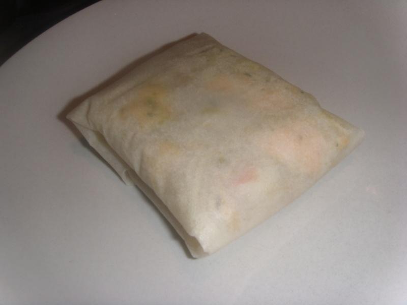 Mini-Bastilla marocaine carrées au saumon cuites sans four Pastil23