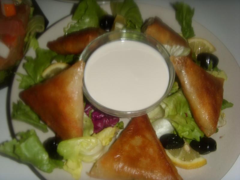 Briwattes ou Briouates marocaines au saumon Pastil31