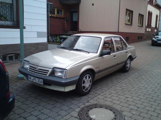 mei erster fake, mein ascona Opel_a10