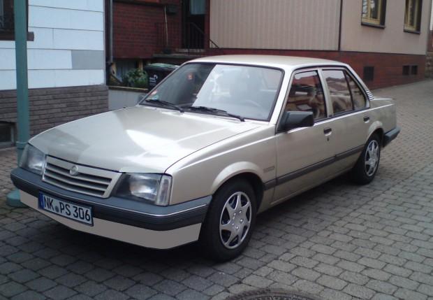mei erster fake, mein ascona Opel_a11