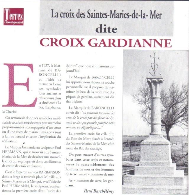croix gardianne 91111