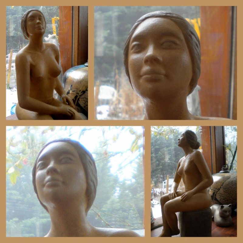 PATINE GOMME-LAQUE comment la refaire ? Sculpt12