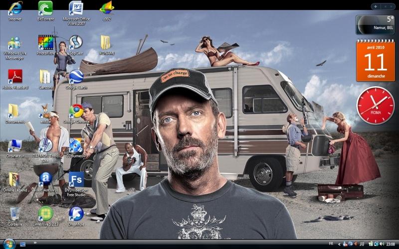 Screen de votre Bureau Windows/Mac/linux... Bureau10