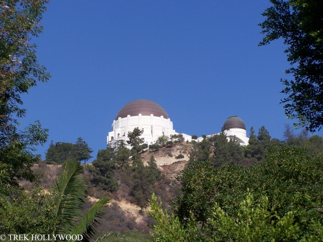 Los Angeles : Griffith Observatory Hollyw74