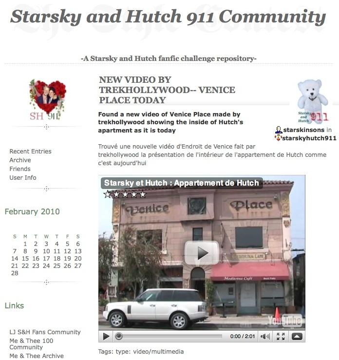 Starsky et Hutch (Appartement de Hutch) Image_11