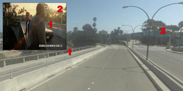 NCIS : Los Angeles (La filière chinoise) Pont10