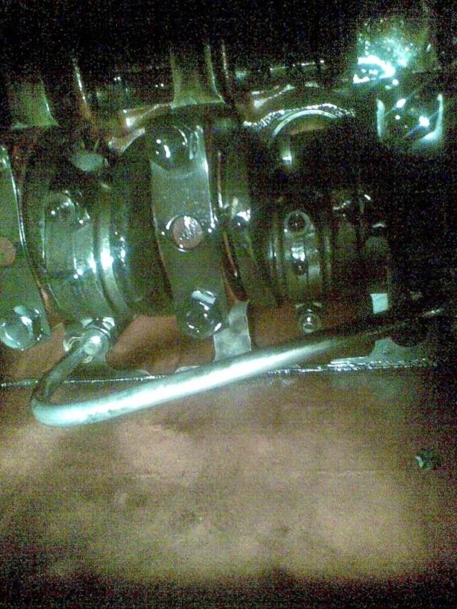 1594 moottorin öljypumppu Kuva3910