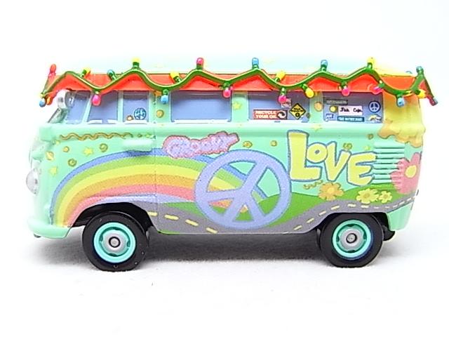 Filmore saves Christmas - Hooman (FL) - Grem (Cars 2) R0010611