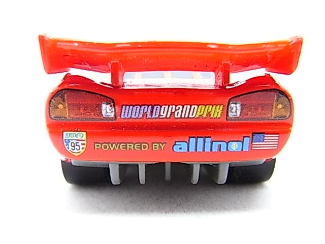 [Cars 2] Lightning McQueen Race Wheels Rimg9115