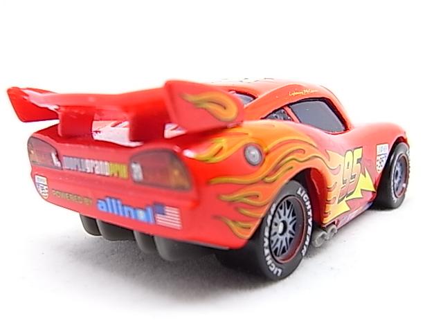 [Cars 2] Lightning McQueen Race Wheels Rimg9116
