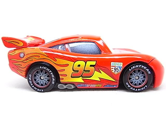 [Cars 2] Lightning McQueen Race Wheels Rimg9210