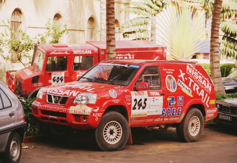 Virtual Regatta, Buenos Aires - Dakar Jonny10