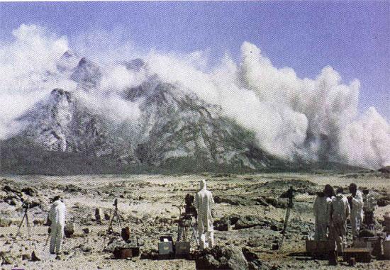 Essais nucléaire français en Algérie (Reggane) Essai_11