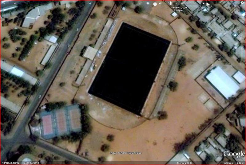 Stade municipal désaffecté de Niamey - Niger Niamey11