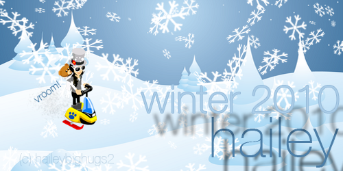 Hailey's Graphic Gallery Winter13