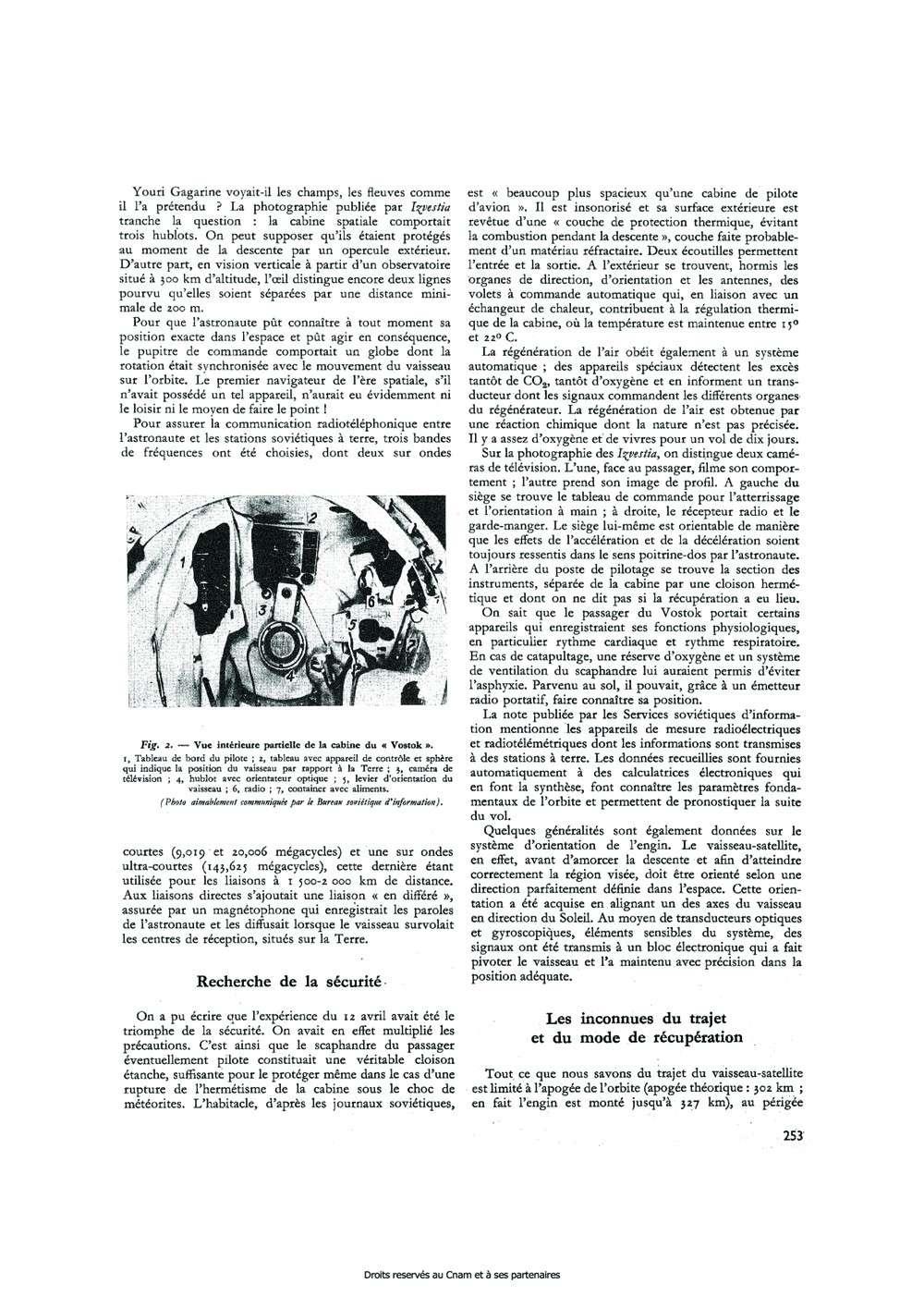 50 ème anniversaire Vol Gagarine - Page 2 Gagari14