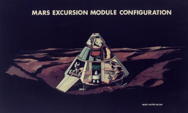 Littérature Spatiale des origines à 1957 - Page 18 Mars_e10